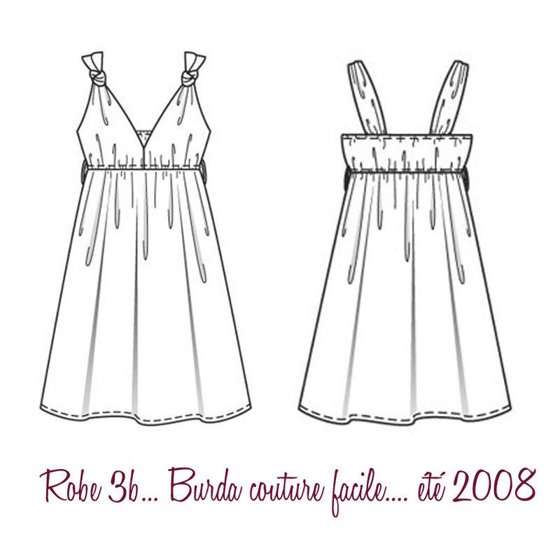 Patron couture facile for A couture facile
