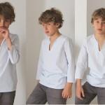 patron couture garçon