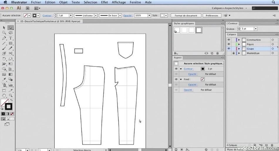 patron couture logiciel. Black Bedroom Furniture Sets. Home Design Ideas