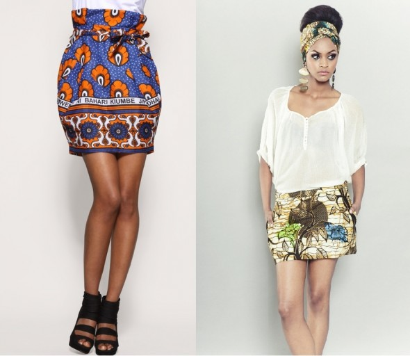 Patron couture pagne africain 8 for Couture de kita pagne
