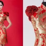 patron couture robe qipao
