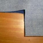 modèle cabas couture