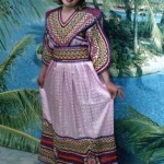 modèle couture kabyle