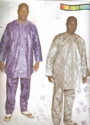 modèle couture sénégalaise homme