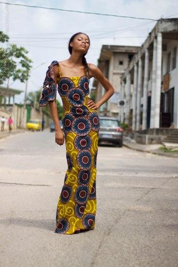 Mod Le De Couture Pagne Africain 13