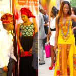 modèle de couture pagne africain