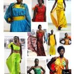 modèles couture sénégalaise
