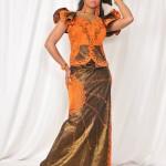 model couture sénégalaise pour femme
