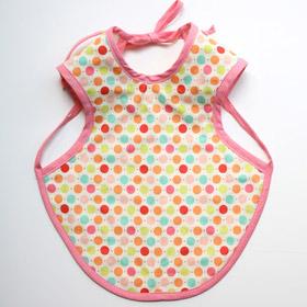 patron couture bavoir bébé