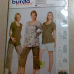 patron couture burda easy
