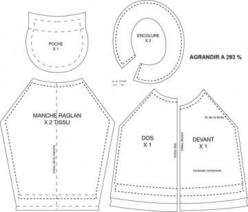 patron couture gratuit 2 ans. Black Bedroom Furniture Sets. Home Design Ideas