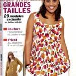 patron couture gratuit femme grande taille