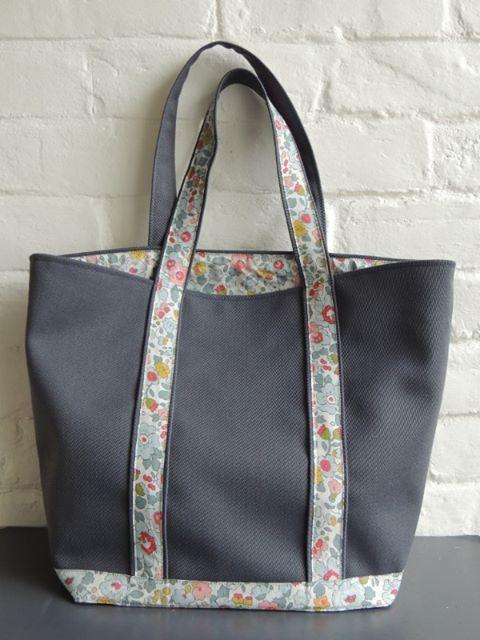 Tuto couture sac vanessa bruno - Idee de couture ...