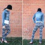 patron couture leggings