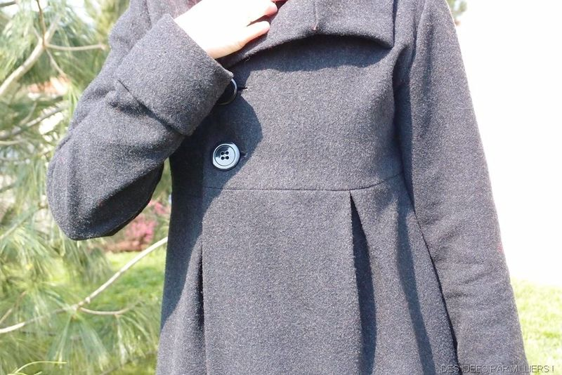 patron couture femme hiver