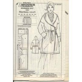 patron couture robe mode et travaux