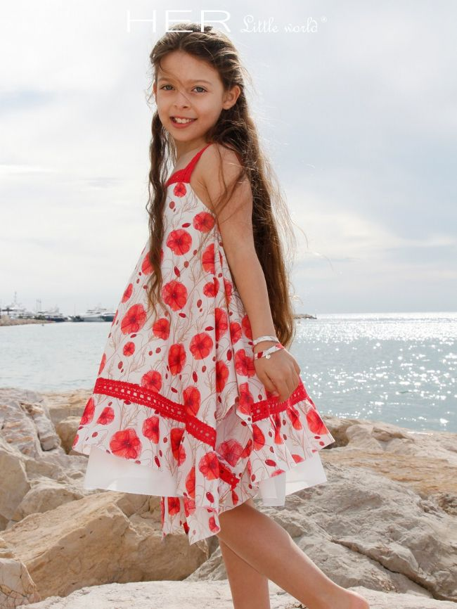 patron couture robe fille 4 ans 11