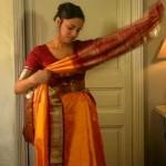 patron couture sari indien