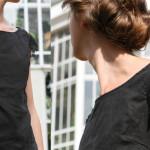modèle couture haut femme