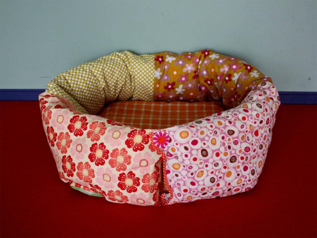 mod le couture panier chien 12. Black Bedroom Furniture Sets. Home Design Ideas