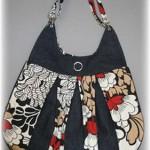 modèle couture sac main