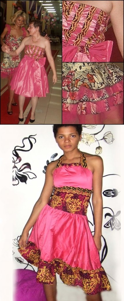 Mod les couture pagnes africains 3 for Couture de kita pagne