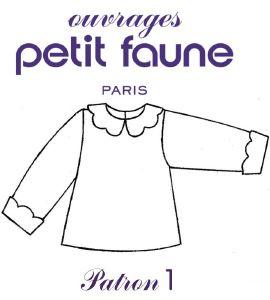 Patron couture b b naissance 2 - Patron couture bebe naissance ...