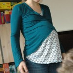 patron couture femme enceinte