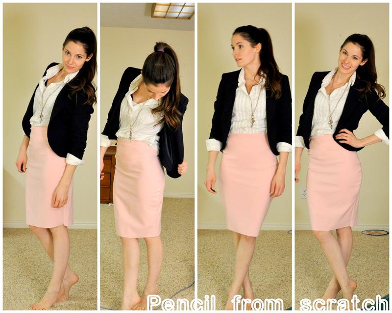 Patron couture jupe gratuit - Patron couture jupe droite ...