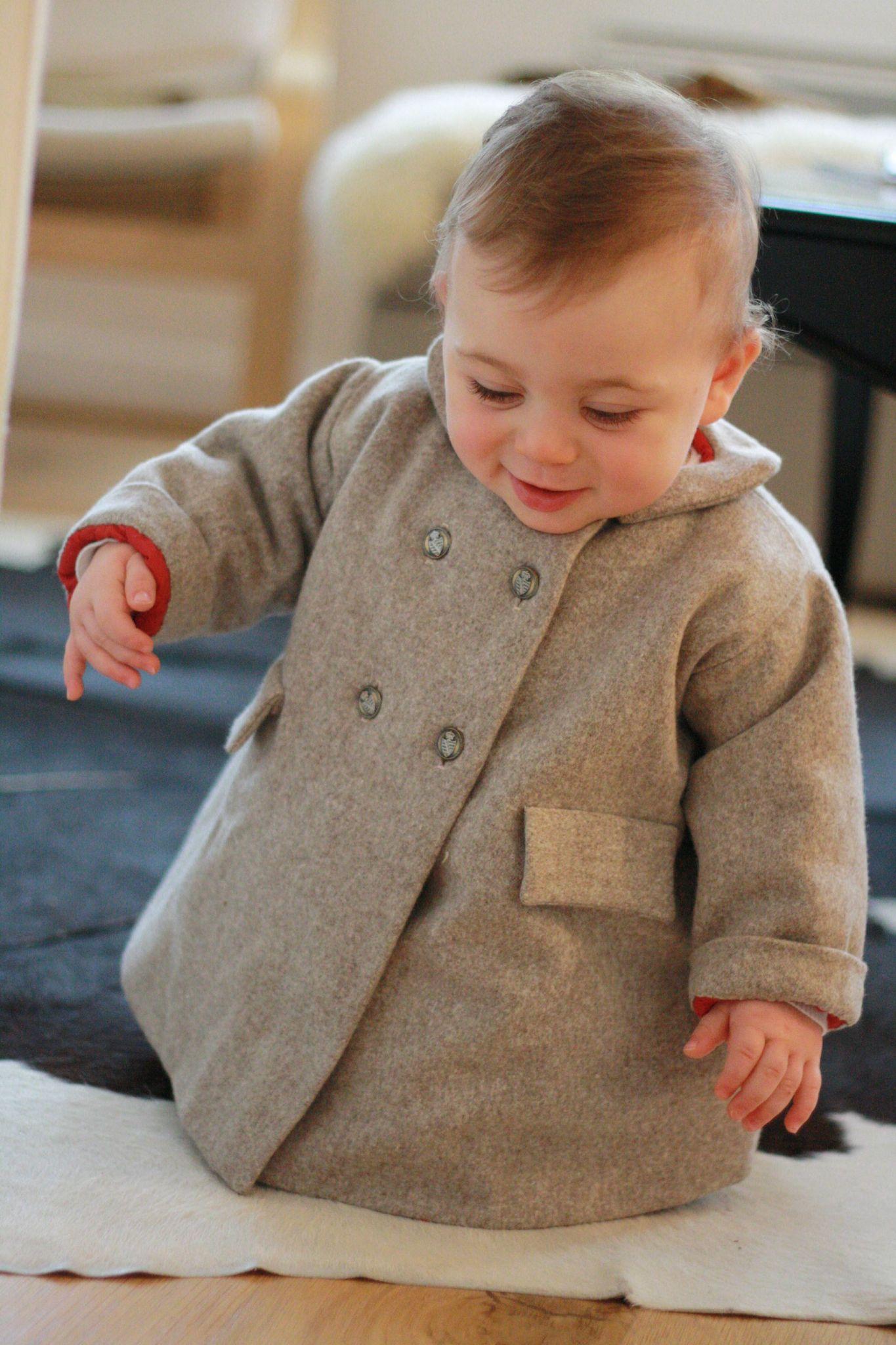 Patron couture manteau b b fille 19 for Mallette couture pour fille
