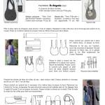 patron couture sac besace