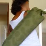 patron couture sac yoga