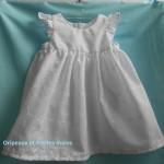tuto couture robe bébé