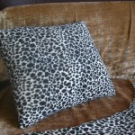 couture facile coussin