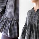 modèle couture burda