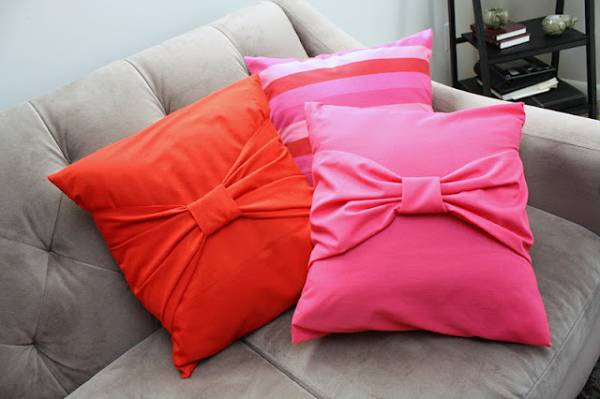 tuto couture housse coussin