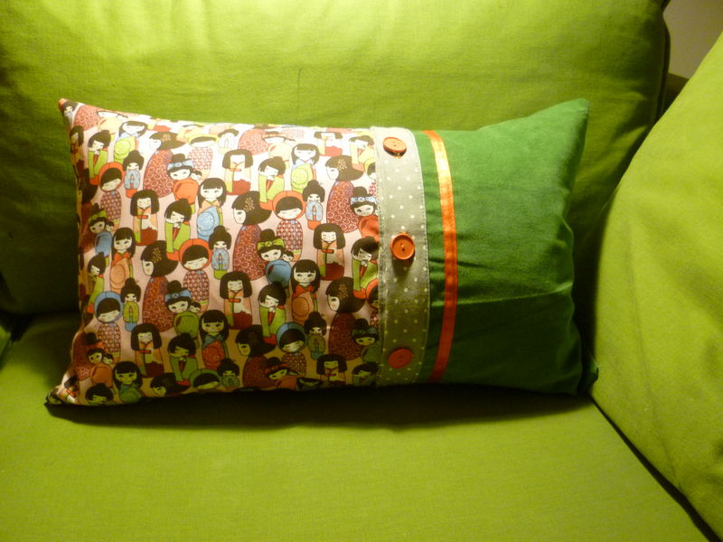 Tuto couture housse coussin 8