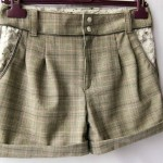 tuto couture short femme