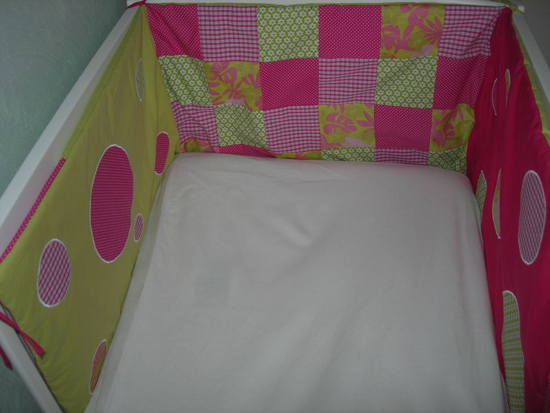 tuto couture tour de lit. Black Bedroom Furniture Sets. Home Design Ideas
