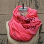couture facile foulard