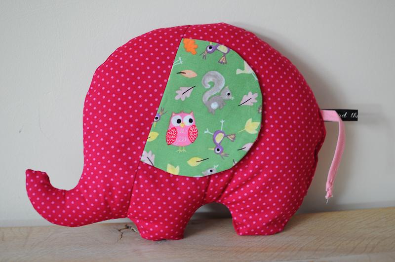 Célèbre Patron couture elephant RX32