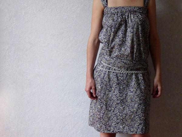 tuto couture facile robe