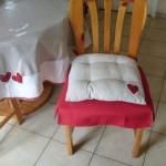 tuto couture housse de chaise