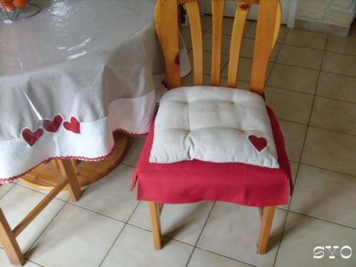 Patron housse de chaise gratuit 28 images tuto couture for Couture housse de chaise