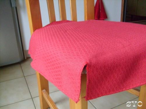 tuto couture housse de chaise 4. Black Bedroom Furniture Sets. Home Design Ideas