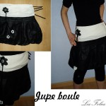 tuto couture jupe boule