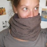 tuto couture snood