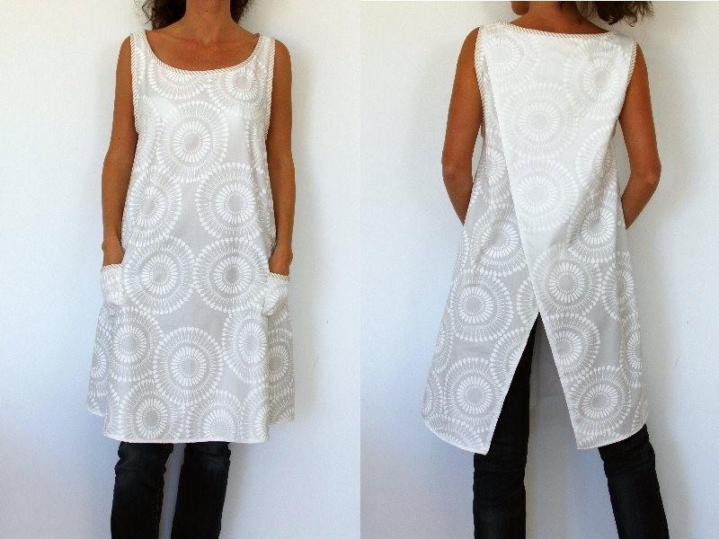 modele robe tunique gratuit