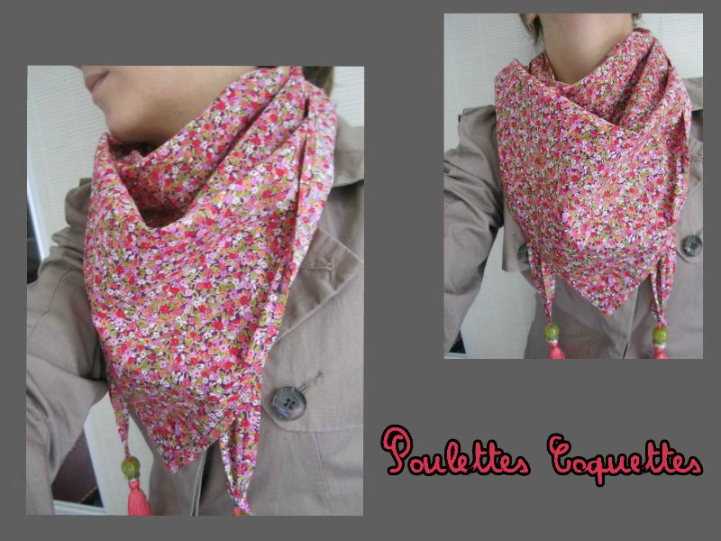 ... tuto couture foulard ... 93be6ca634d