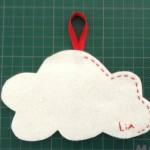 tuto couture nuage